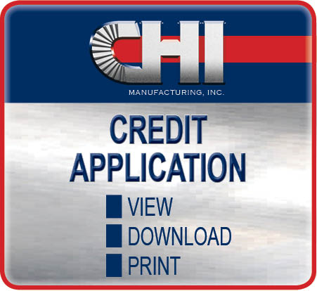 C.H.I. Credit Application