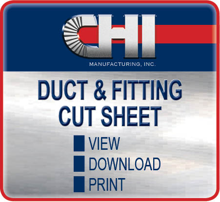 Duct & Fitting Sheet