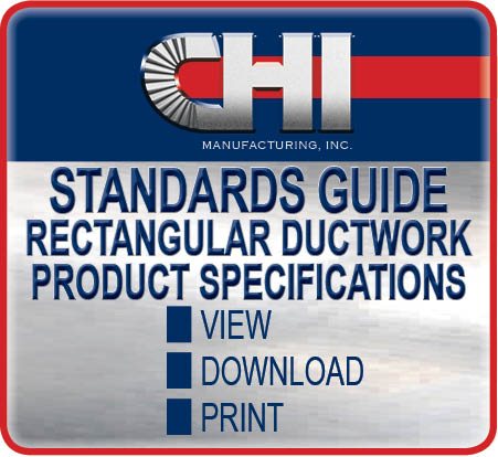 Standards Guide Resource For Rectangular Ductwork Product Specifications